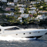 Luxury Capri private boat