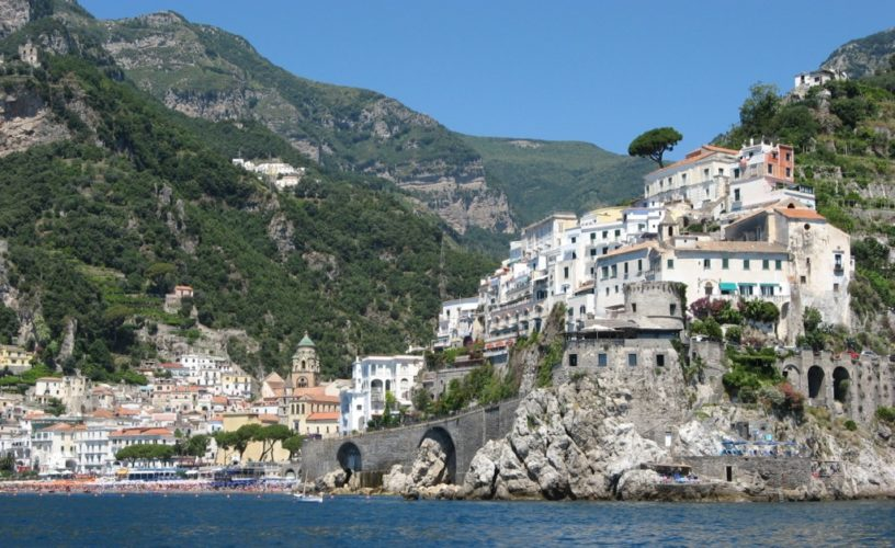 Amalfi Coast Boat Excursion